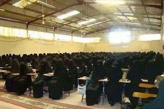 دختران داعش