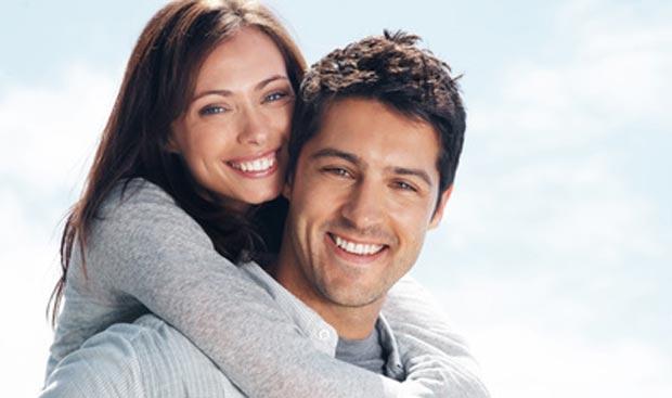 زوج خوشبخت