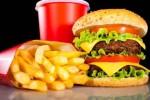 غذای شور Junk-food