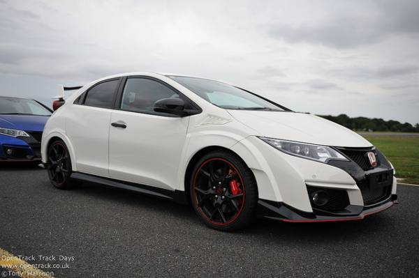 New-2015-Honda-Civic-Type-R-Bedford-Autodrome-with-Opentrack-Track-Days