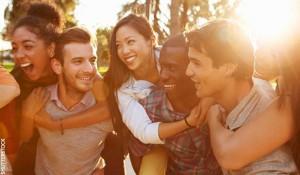 نقش آدم های مثبت در شادی