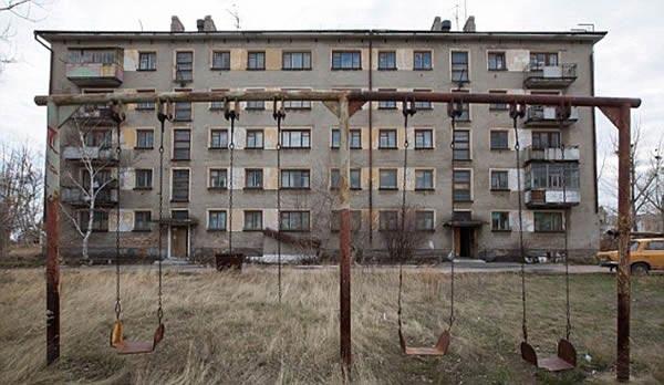 روستای خوابآلود قزاق