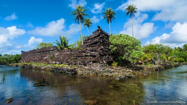 نان مادول، ایالات فدرال میکرونزی