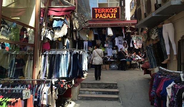 مرکز خرید ترکوز پاساژ