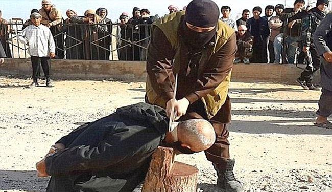 اعدامای داعش