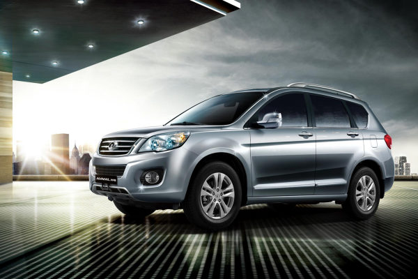 great-wall-haval-h6-front