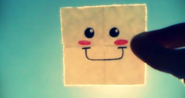 شاد بودن happy