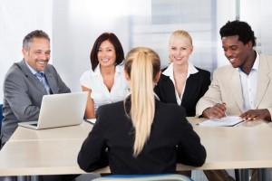 مصاحبه شغلی job-interview