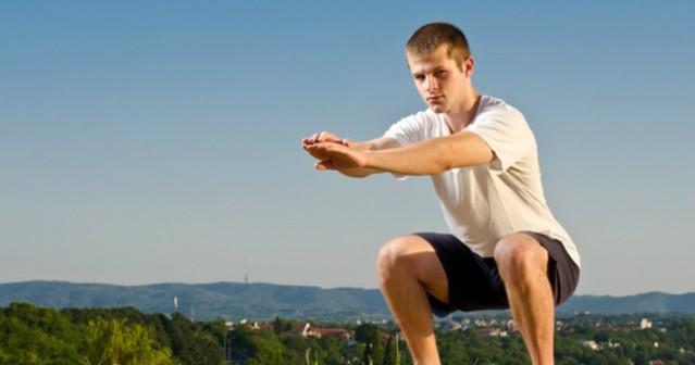 اسکات squats