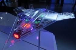 شکارچی پیشرفته ترین جنگنده دنیا رونمایی شد