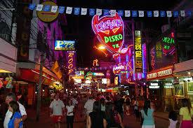 سفر به خیابان معروف واکینگ استریت در پاتایا