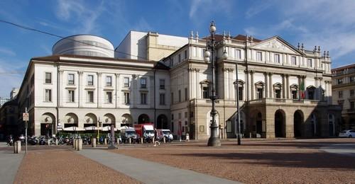 تئاتر لا اسکالا در میلان