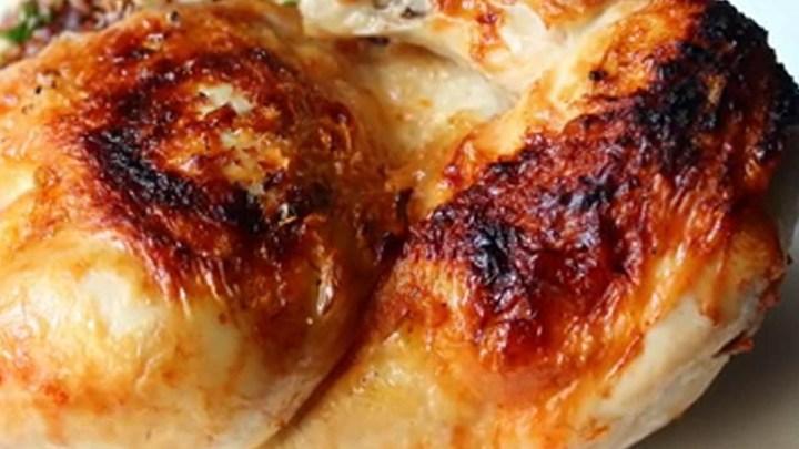 روش درست کردن مرغ کبابی