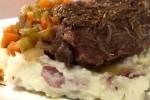 طرز تهیه کباب گوشت گاو ساده