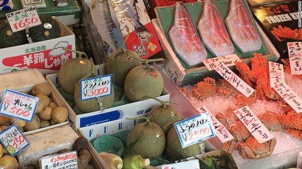 توکیو شهر غذا و شکم