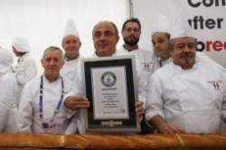 رکورد گینس طویلترین باگت جهان+عکس