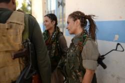 چرا داعشیها از کشته شدن به دست زنان وحشت دارند؟