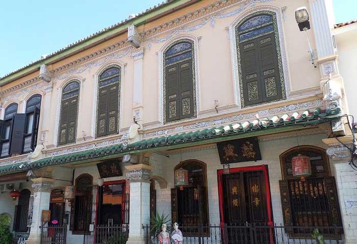 جاهای دیدنی ملاکا مالزی,موزه میراث بابا نیونیا-baba_and_nyonya_house_museum