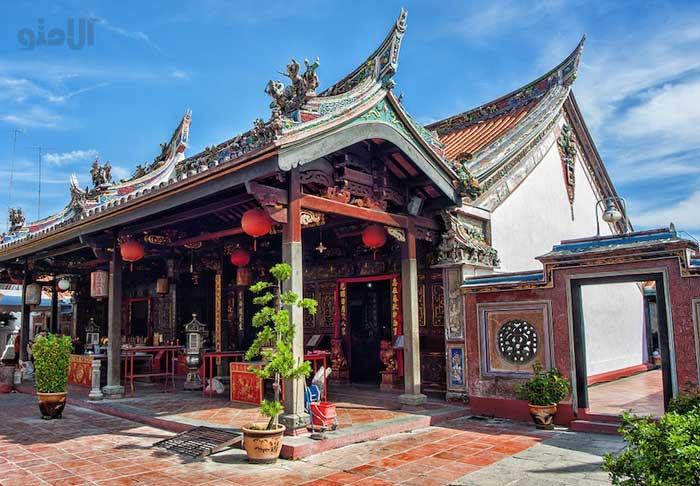 جاهای دیدنی ملاکا مالزی,معبد چنگ هون تنگ-cheng_hoon_teng_temple