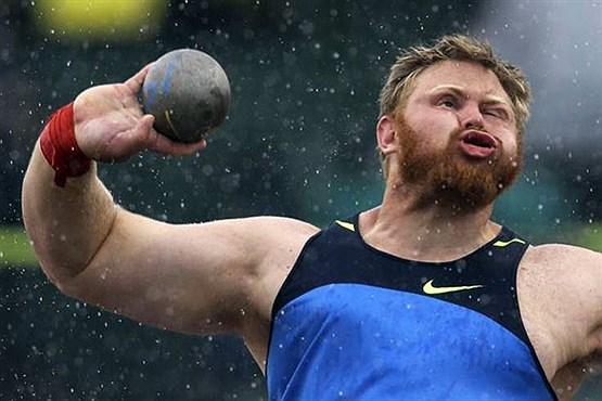 ژست خنده دار ورزشکاران
