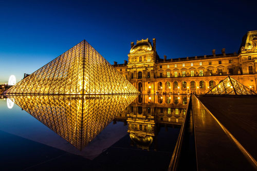 روایتی از زیبایی های ایتالیا و فرانسه