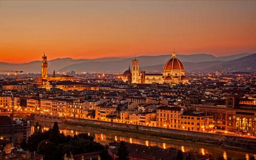 روایتی از زیباییای ایتالیا و فرانسه (ناقص)