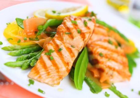 پختن ماهی
