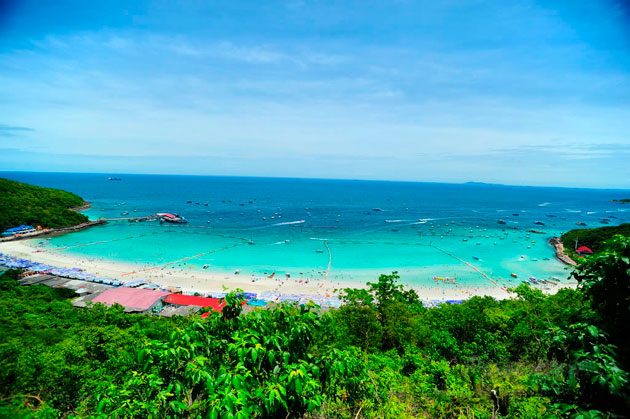 جزیره دیدنی تایلند,جزیره Ko Sak پاتایا