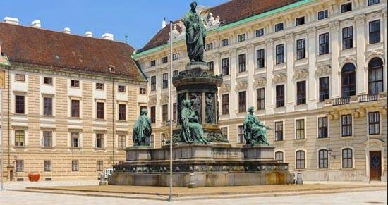 قصر هافبرگ، وین