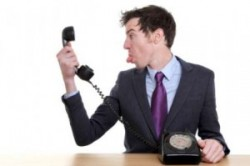 آداب حرف زدن تلفنی