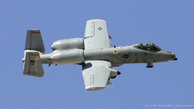 هواپیمای فِیرچایلد ریپابلیک اِی 10