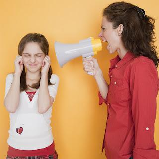 Yelling-parent