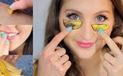 فواید پوست موز برای صورت ، دندان و …