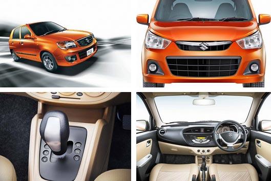 Suzuki Alto K10 2015