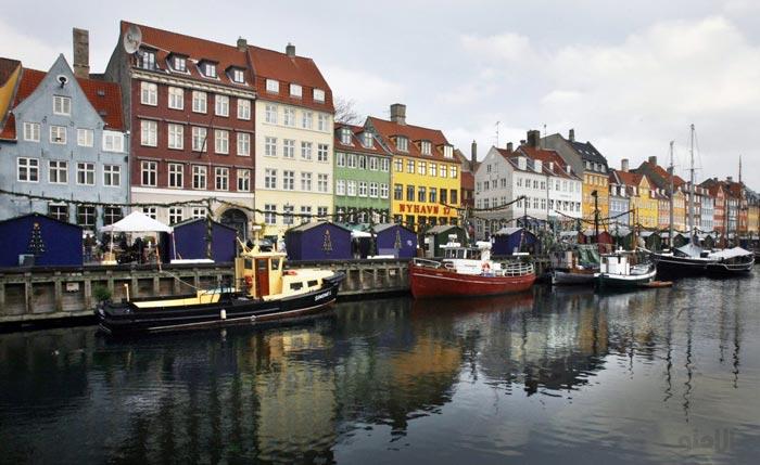 copenhagen-denmark کپنهاگ، دانمارک