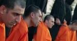 اعدام اسیران کرد توسط داعش + عکس