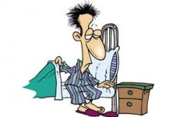 درمان بی خوابی ناشی از استرس