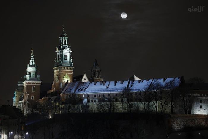 krakow-poland کراکوف، لهستان