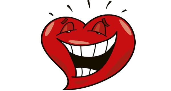 سلامت قلب laughing-heart خوش بین بودن و سلامت قلب