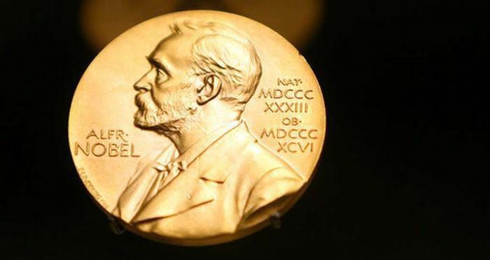جایزه نوبل nobel