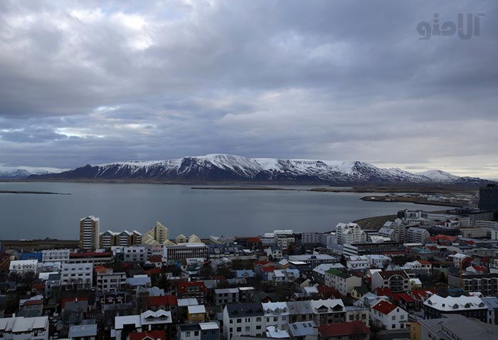reykjavik-iceland ریکیاویک، ایسلند