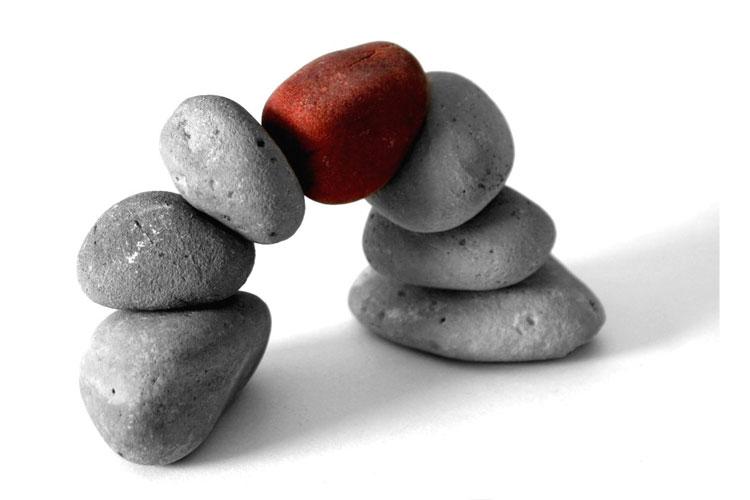 درمان بی خوابی استرس,rocks