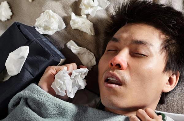 سرماخوردگی خواب sleep-flu