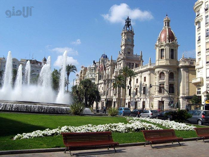 valencia-spain والنسیا، اسپانیا