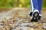 پیاده روی walking