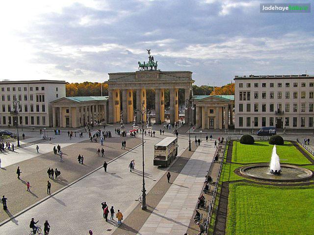 شهرهای آلمان Berlin