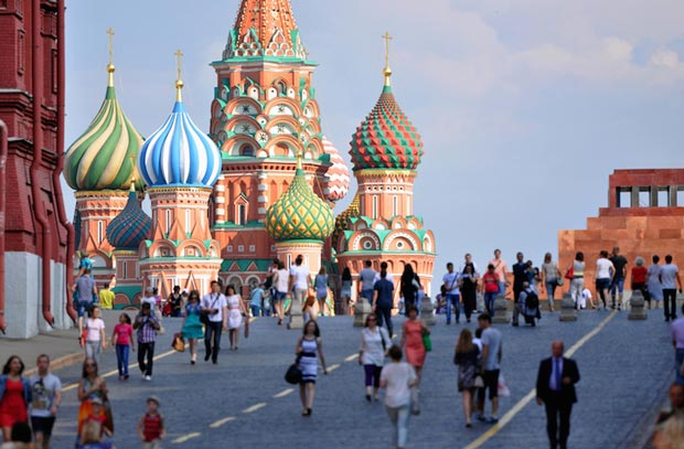 شهرهای دیدنی روسیه,مسکو-moscow