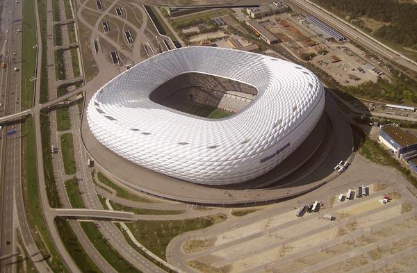 ورزشگاه آلیانز آرنا-Allianz-Arena-Stadium