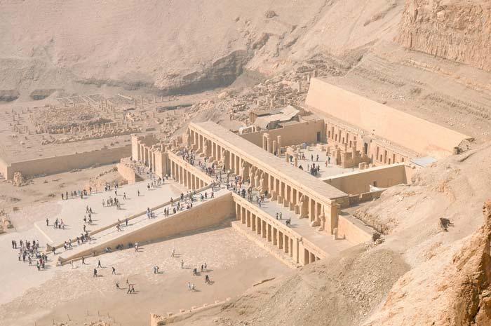 معبد حتشپسوت-Hatshepsut