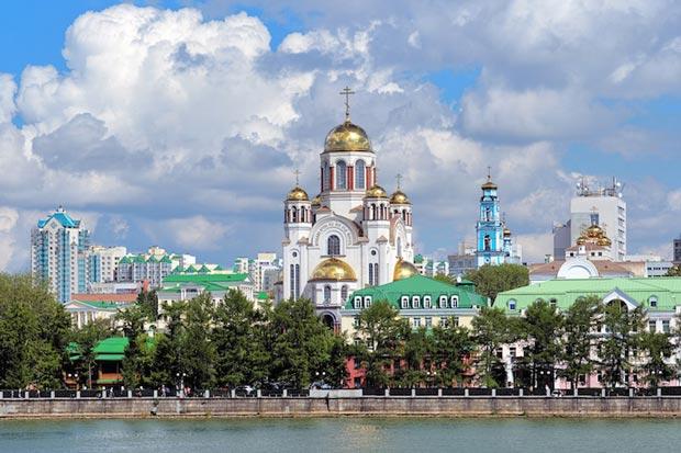 شهرهای دیدنی روسیه,یکاترینبورگ-yekaterinburg